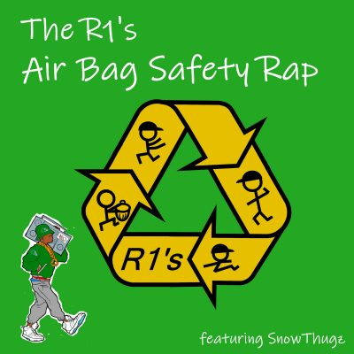 air bag safety rap hilarious hip-hop