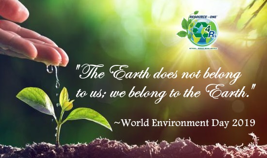 🌱World Environment Day 2019🌱